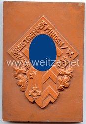 III. Reich - Kreistreffen Minden/W. 17.-18.10.1936