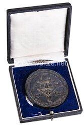Nicht tragbare Medaille zum 25en Jubiläum der Handwerkskammer Flensburg