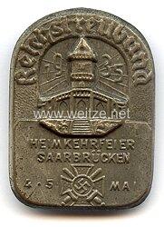 III. Reich - Reichstreubund - Heimkehrfeier Saarbrücken 4./5. Mai 1935