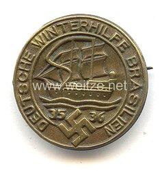 III. Reich / Südamerika - Deutsche Winterhilfe Brasilien 1935-1936