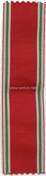 Ordensband Bulgarien Kriegs-Erinnerungsmedaille 1915 - 1918
