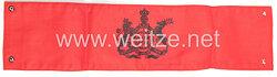 Württemberg Armbinde für Manöver Personal