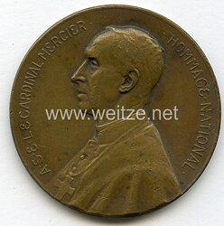 Belgien nicht tragbare Erinnerungs-Medaille
