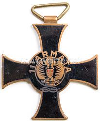 Italien 2. Weltkrieg Kreuz