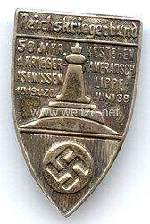 Reichskriegerbund - 50 jähr. Bestehen der Kriegerkameradschaft Asemissen Lippe 18.,19.u.20. Juni 1938