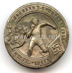HJ - Jungbann 7 Sportfest am 16.8.1936 in Lüben