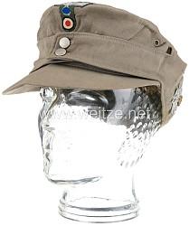 Wehrmacht Heer Einheitsfeldmütze M43 für Offiziere der Gebirgsjäger