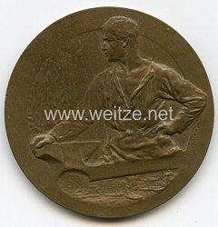 """Große nichttragbare Medaille """"Die Handels- und Gewerbekammer in Reichenberg für langjährige treue Mitarbeit"""""""