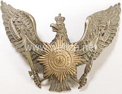 Preussen Helmadler für die Ulanentschapka Mannschaften der Garde-Ulanen-Regimenter 1 und 3