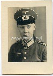 Wehrmacht Portraitfoto, Angehöriger des Infanterie-Regiment 76