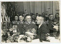 Wehrmacht Pressefoto, Wachregiment Berlin bei der Weihnachtsfeier 1937