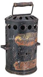 Österreich 1.Weltkrieg mobiler kleiner Bunkerofen