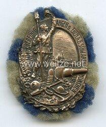 Bayern Abzeichen Vereinigung Angehöriger der ehemaligen Königlich Bayerischen Schweren Artillerie München