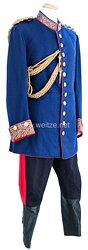 Sachsen Parade-Waffenrock aus dem Besitz Herzog Ernst I. von Sachsen-Altenburg als General der Infanterie
