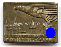 III. Reich - N.S.-Flugtag-Kraftfahrertreffen am 22. u. 23.10.1932 Kassel