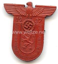 NSDAP - 6. Hessentag der NSDAP Gau Kurhessen 28.-30.3.1937 in Kassel