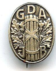 Jugendbund im Gewerkschaftsbund der Angestellten ( GdAJB )