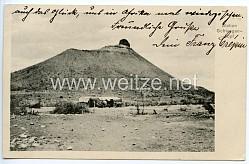 Postkarte Kolonie Deutsch Südwestafrika Station Schlangenkopf (Namibia)