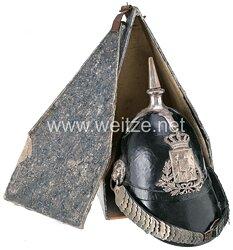 Bayern Helm der Bürgerwehr Modell 1853