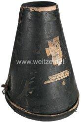 Preußen großer Helmkoffer für eine Pickelhaube