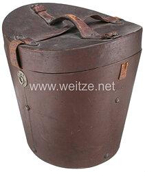 Hutkoffer für einen Zylinder