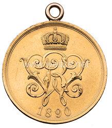 Preußen Allgemeines Ehrenzeichen in Gold 1890-1900