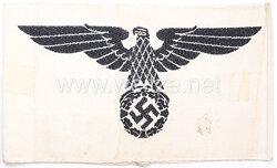 Armbinde für Zivilangestellte der Wehrmacht