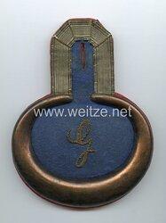 Preußen Einzel Epaulette für einen Leutnant der Garde-Train-Abteilung