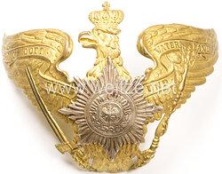 Preußen Helmadler für Einjährig-Freiwillige der Garde-Infanterie Regimenter
