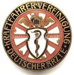 Kraftfahrer-Vereinigung Deutscher Ärzte ( KVDÄ )