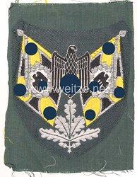 Wehrmacht Heer Ärmelabzeichen für Fahnenträger Nachrichten