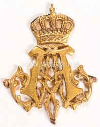 Bayern persönliche Namens-Chiffre Prinz Alfons von Bayern