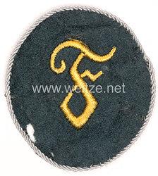 Wehrmacht Heer Ärmelabzeichen für einen geprüften Feuerwerks-Unteroffizier