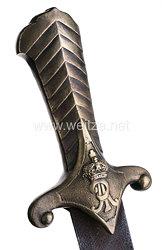 Königreich Sachsen Janitscharenschwert