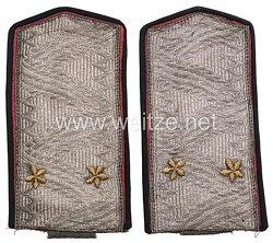 Zaristisches Rußland Paar Schulterstücke für einen Generalmajor