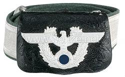 III. Reich Paradebandelier für Offiziere der Schutzpolizei