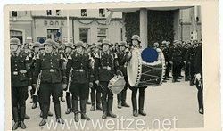 """SS-Verfügungstruppe Foto, Musikzug der SS-Standarte """"Deutschland"""""""