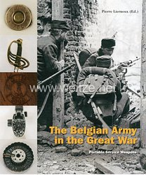 Dr. Pierre Lerneux: The Belgian Army in WW I Volume 2 - Portable Service Weapons