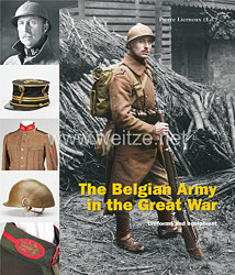 Dr. Pierre Lerneux: The Belgian Army in the Great War