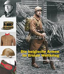 Dr. Pierre Lerneux :Die belgische Armee    im Ersten Weltkrieg