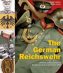 Dr. Jürgen Kraus, Adolf Schlicht:The German Reichswehr