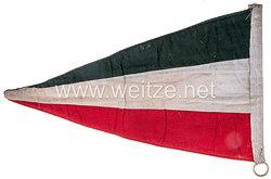 III. Reich National Wimpel (Patriotischer Wimpel)