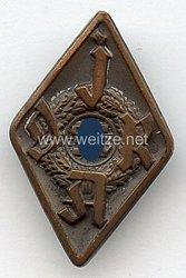 Deutscher Radfahrer Verband ( DRV ) - Deutsches Radsport Jugendabzeichen in Bronze 3. Form