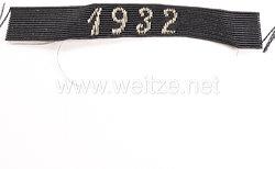 """NSDAP Verdienstabzeichen """"1932"""""""