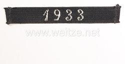 """NSDAP Verdienstabzeichen """" 1933 """""""