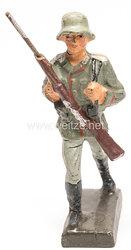 Lineol - Heer Soldat im Vormarsch