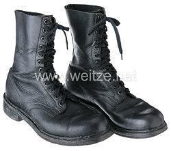 Luftwaffe Paar Stiefel für Fallschirmjäger, 2. Modell