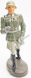 Elastolin - Heer Offizier gehend grüßend mit beweglichem Arm