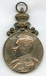 Belgien Preis-Medaille