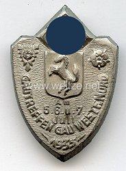 III. Reich - Gautreffen Gau Westfalen Nord am 5., 6. u. 7. Juli 1935